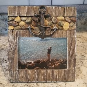 Anchor Picture Frame